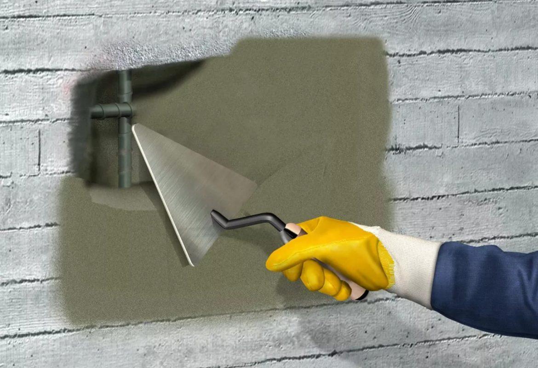 Mi a beton javítás célirányos módja?